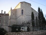 Crkva Svetog Julijana, izgrađena 1880. Bale. Autor: Aldo Šuran (2008.)