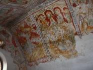 Crkva Svetog Duha, freske. Bale. Autor: Aldo Šuran (2010.)