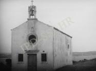 Crkva Majke Božje od zdravlja, Volme 1954. godine, Banjole. (fn. 2836) Iz arhive Arheološkog muzeja Istre
