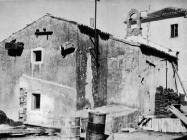 Crkvica u Barbarigi srušena u 6. mjesecu 1953. godine, Barbariga. (bn. 2262, bp. 2464) Iz arhive Arheološkog muzeja Istre