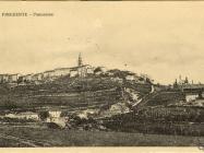 Panorama Buzeta 1932. godine, Buzet. Iz arhive Zavičajnog muzeja u Buzetu