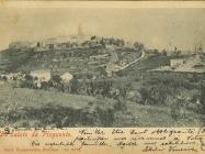 Pogled na Buzet na prijelazu iz XIX. u XX. stoljeće, Buzet. Iz arhive Zavičajnog muzeja u Buzetu