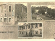 Zgrade lokalnog Fascija i Dopolavora u Buzetu 20-ih godina, Buzet. Iz arhive Zavičajnog muzeja u Buzetu