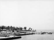 Pogled na gradilište u Červar portu 1976. godine, Červar. (fn. 14755-a) Iz arhive Arheološkog muzeja Istre