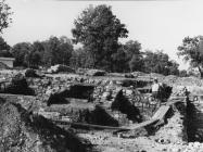 Iskopavanja na nalazištu antičke vile u Čevar portu 1978. godine, Červar. (fn. 16242) Iz arhive Arheološkog muzeja Istre