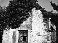 Crkva sv. Mihovila 1971. godine, Vodnjan. (fn. 10694) Iz arhive Arheološkog muzeja Istre