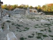 Trobrodna bazilika. Crkva Svetog Mihovila/arheološko nalazište Banjole. Autor: Aldo Šuran (2007.)