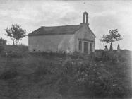 Crkva sv. Vida 1919. godine, Divšići. (bp. 572) Iz arhive Arheološkog muzeja Istre