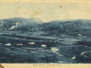 Dolina rijeke Mirne gledana iz Buzeta 20-ih godina, Dolina rijeke Mirne. Iz arhive Zavičajnog muzeja u Buzetu