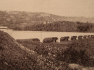 Most - vodovodni kanal u dolini rijeke Mirne između dva rata, L'Arena di Pola (10 ožujak 1979.)