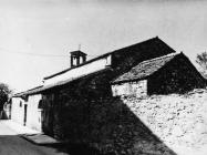 Crkva sv. Justa 1986. godine, Galižana. (fn. 377) Iz arhive Arheološkog muzeja Istre