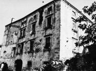 Palača Giocondo-Petris 1986. godine, Galižana. (fn. 386) Iz arhive Arheološkog muzeja Istre