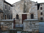 Crkva Svetog Antuna opata, izgrađena u 14. stoljeću. Galižana. Autor: Aldo Šuran (2010.)
