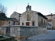 Crkva Svetog Antuna opata. Galižana. Autor: Aldo Šuran (2010.)