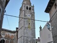 Zvonik. Galižana. Autor: Aldo Šuran (2010.)
