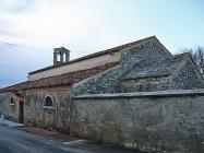 Crkva Svetog Justa. Galižana. Autor: Aldo Šuran (2010.)