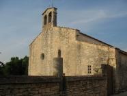 Pročelje crkve Svetog Justa. Galižana. Autor: Aldo Šuran (2007.)