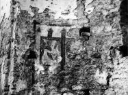 Freske u crkvi sv. Mihovila, Sveti Mihovil na Limu. (fn. Konzervatorski zavod b) Iz arhive Arheološkog muzeja Istre