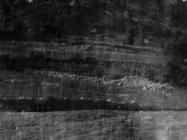 Pogled na kulu Turan sa sjeverozapada početkom 50-ih godina, Koromačno. (fn. 768) Iz arhive Arheološkog muzeja Istre