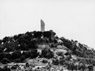 Kula Turan 1991. godine, Koromačno. (fn. 24885) Iz arhive Arheološkog muzeja Istre
