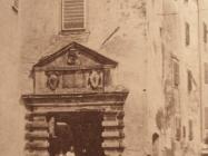 Gradska vrata sv. Flora u Labinu 1936. godine, L'Arena di Pola (3. prosinac 1977.)
