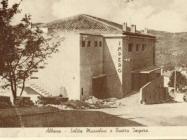Kino dvorana Impero - današnji kino Labin, u Salita Mussolini (danas ulica Aldo Negri). www.labin.com