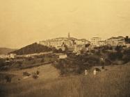 Labin početkom 30-ih godina XX. st., u Consorzio di bonifica del sistema dell'Arsa, Labin 1934. g., 9
