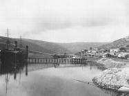 Utovarna linija na Bršici za vrijeme 2. austrijske uprave (1813.-1918.). www.labin.com
