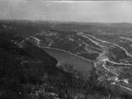 Pogled na Limski kanal početkom 50-ih godina, Limski kanal Iz arhive Arheološkog muzeja Istre