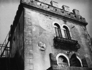 Kuća s Mletačkim lavom 1973. godine, Lindar. (fn. 12033) Iz arhive Arheološkog muzeja Istre
