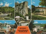 Razglednica Istarskih toplica 70-ih godina, Livade. Iz arhive Zavičajnoj muzeja Buzeta.