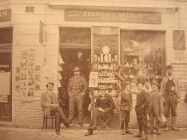 Prva trgovina u Lovranu krajem XIX. st., L'Arena di Pola (23. prosinac 1975.)