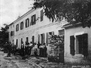 Mlin na benzin početkom XX. st., Marčana. Izvor: www.marcana.info