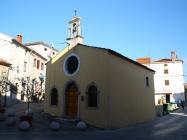 Crkva Majke Božje od Zdravlja iz 15. stoljeća, Medulin. Autor: Aldo Šuran (2010.)