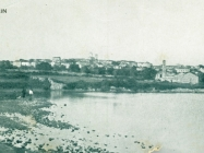 Pogled na Medulin početkom XX. st., iz privatne zbirke Ratka Radoševića