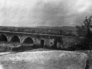 Gradski bedemi početkom 50-ih godina, Motovun. (fn. 1163) Iz arhive Arheološkog muzeja Istre