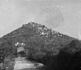 Pogled na grad sredinom 50-ih godina, Motovun. (fn. 4096) Iz arhive Arheološkog muzeja Istre