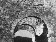 Gradska vrata Mutvorana 1957. godine, Mutvoran. (fn. 4250) Iz arhive Arheološkog muzeja Istre