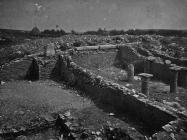 Terme početkom 20. stoljeća, Nezakcij. (fp. 180) Iz arhive Arheološkog muzeja Istre
