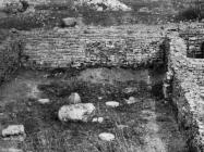 Pogled na privatnu kuću, Nezakcij. (fp. 165) Iz arhive Arheološkog muzeja Istre