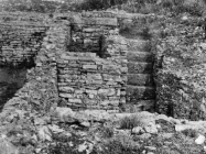 Pogled na privatnu kuću, Nezakcij. (fp. 168) Iz arhive Arheološkog muzeja Istre