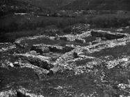 Sektor termi u Nezakciju početkom 50-ih godina, Nezakcij. (fn. 1851) Iz arhive Arheološkog muzeja Istre
