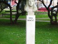 Bista Irme Benčić u istoimenom parku. Novigrad. Autor: Željko Cetina (2013.)
