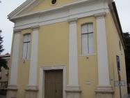 Crkva Blažene Djevice Marije Gospe od Karmela. Novigrad. Autor: Željko Cetina (2013.)