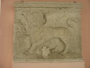 Mletački lav u loži, Oprtalj. Autor: Aldo Šuran (2007.)