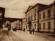 Gradska vijećnica, Pazin, 1936. Izvor: grad-pazin.net
