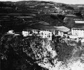 Pogled na grad krajem 50-ih godina, Pazin. (fn. 4326) Iz arhive Arheološkog muzeja Istre