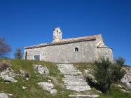 Crkva sv. Mihovila, Pićan. Autor: Željko Cetina (2013.)
