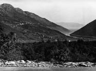 Pogled na Plomin, Plomin. (fp. 8334, foto Orel) Iz arhive Arheološkog muzeja Istre