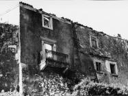 Kuća u Plomin 1969. godine, Plomin. (bn. 8329) Iz arhive Arheološkog muzeja Istre